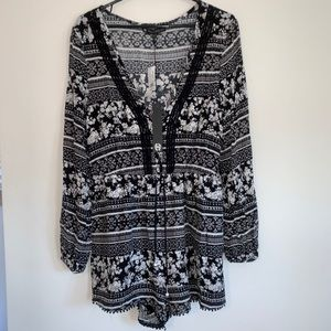 Pacsun| House of Harlow 1960 | Tribal Romper